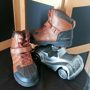 U.S. Polo Assn Boys Boots